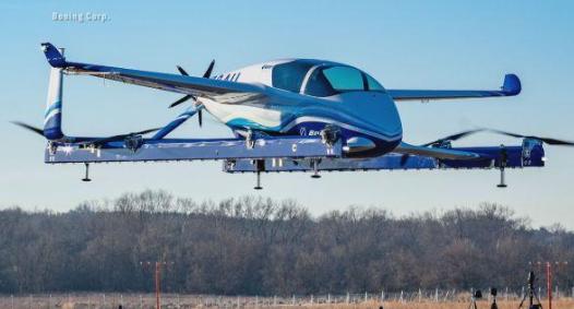 波音飞行汽车原型产品试飞成功,并计划在2023年左右提供服务资讯生活